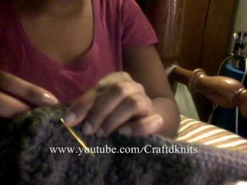 Tutorial: How to Knit a Cowl