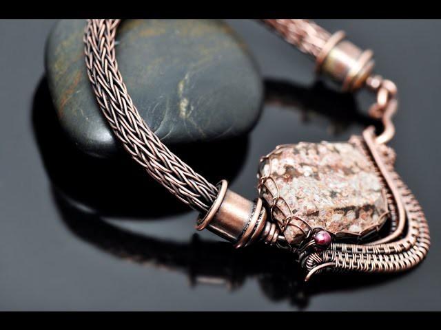 Viking Knit Weave Tutorial