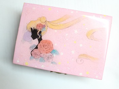 Craft Spotlight: Sailor Moon Jewelry Box