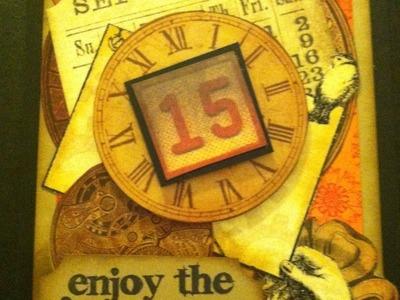 Crafty Quickie Birthday Card Share: Noreen's Kitchen