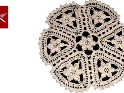 CROCHET LACE LATORRE - MOTIF Crochet Geek