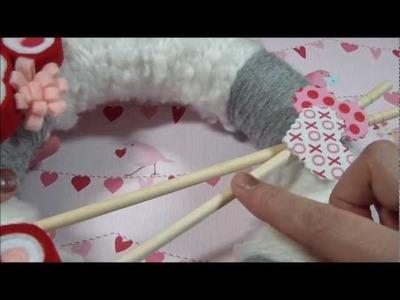 Day 11 of 14 Days of Valentine's Crafts!