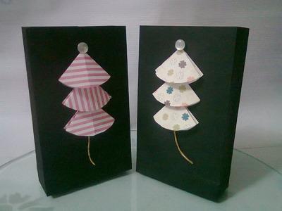 DIY : #6 Cute Paper Bags For Gift ♥