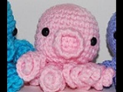 DIY Crochet Octopus