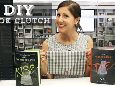 DIY: How to Make a Book Clutch Inspired by the Dorothy Must Die Series