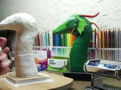 Dragon Bust,  part 3
