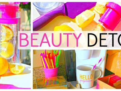 ♥ EASY DIY Beauty & Weight Loss Detox ♥