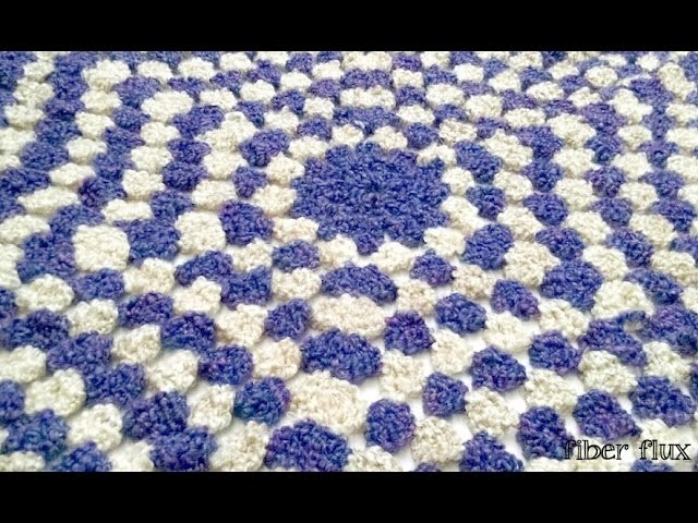 Episode 111: How To Crochet The Violet Clouds Throw