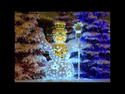 Exterior Christmas Decorations Ideas & Diy Christmas Lawn Decorations