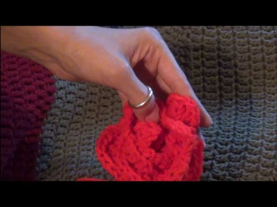How to Crochet a Rose