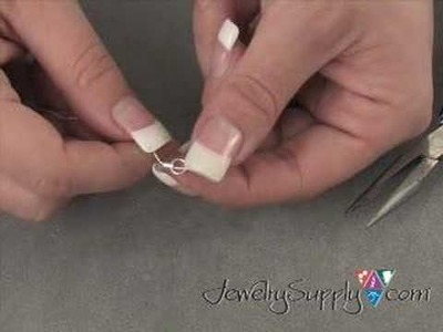 How to end Beading Chain - Jewelry Making