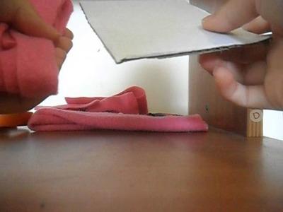 How to Make a Fleece Pom Pom