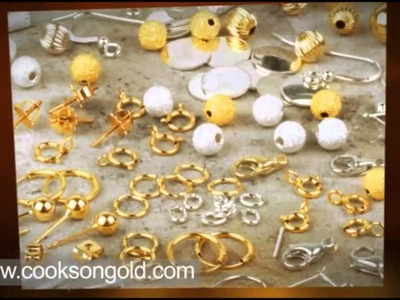 Jewellery Making Supplies (Polymer Clay, FIMO, Jewellery Tools etc) by Cookson Gold
