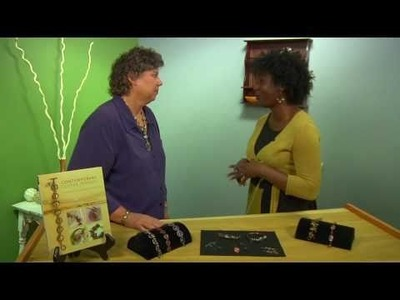 Learn about Contemporary Copper Jewelry with author Sharilyn Miller and editor Tricia Waddell