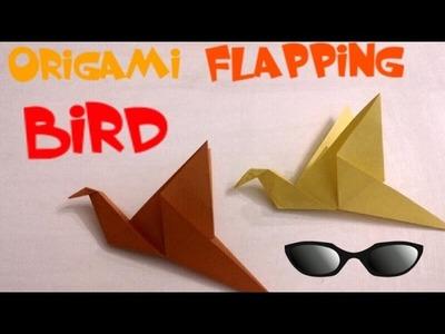Origami Flapping Bird - DIY Tutorials - Giulia's Art