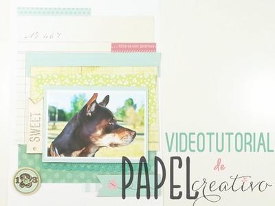"""Papel Creativo - Scrapbooking - Página 1 para el """"mini"""""""