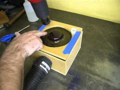 Smoked Lenses DIY (vacuum tinting)
