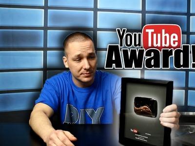 The king of DIY YouTube AWARD