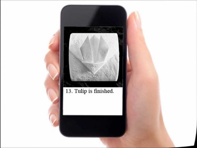 Toilet Paper Origami for iPhone and Android