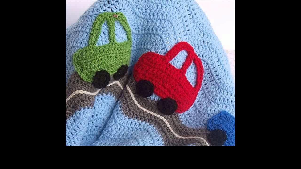 Tunisian crochet ripple stitch