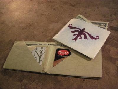 Tyvek Origami: Ultimate Wallet