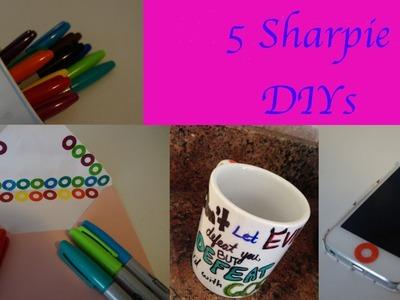 5 Sharpie DIYs!