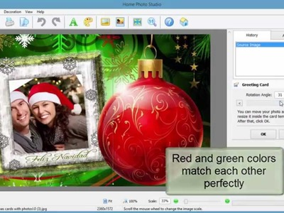 Christmas Cards with Photos - Three Cool DIY Ideas