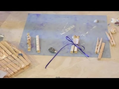 Crafts & Decorations With a Beach Theme for Adults : Arts & Crafts