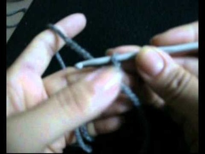 CROCHET FOR BEGINNERS, HOW TO CROCHET CHAIN STITCH