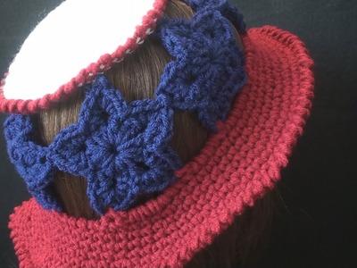 Crochet Geek - Crochet Liberty Hat Crochet Geek