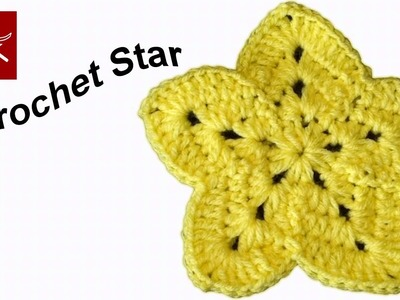 CROCHET STAR SIRIUS Crochet Geek