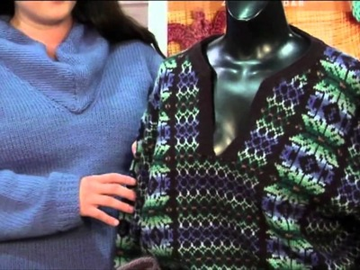 Designer Spotlight with Lisa Shroyer, from Knitting Daily TV Episode 613