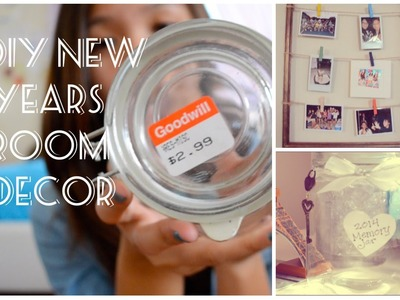 {DIY} Thrifted & Recycled Room Decor + Giveaway!