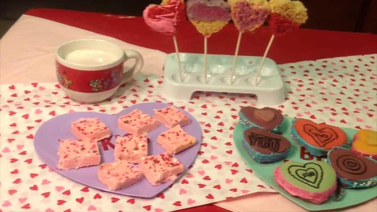 DIY Valentine's Day Treats!! :)