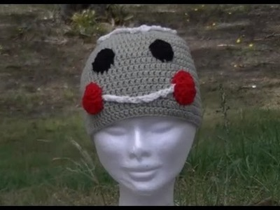 Gingerbread Man Crochet Tutorial