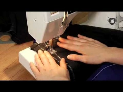 Halter T-Dress How-to, ThreadBanger Projects