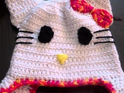 Hello Kitty beanie.