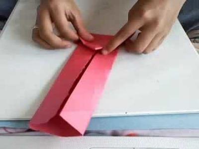 How to make a origami A-L-O-H-A Shirt!!!