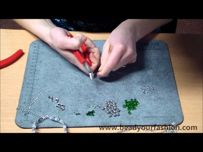 Jewelry making - DIY Project 8: Making a jewelry set