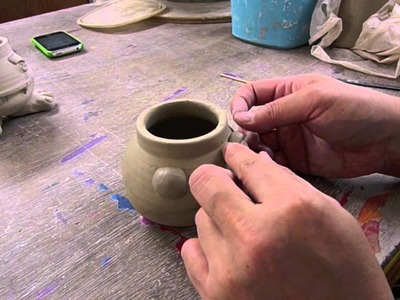 Make a Monster pot - Clay Craft Malaysia