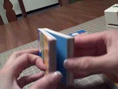 Mini Scrapbook Haul  Big Lots