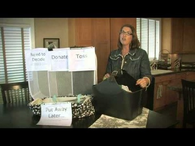 Organizing Clutter Paper | Tips For Organizing Craft Supplies | Organizing Favorites Internet Explor
