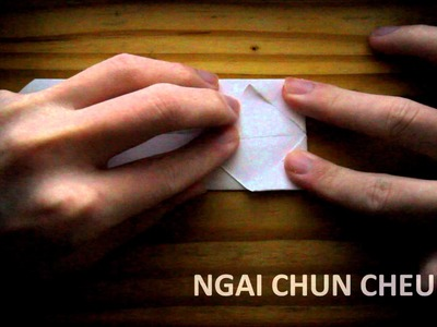 Origami Tissue Holder (Tutorial)