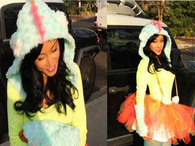 Rave Monster Halloween Costume 2013. DIY