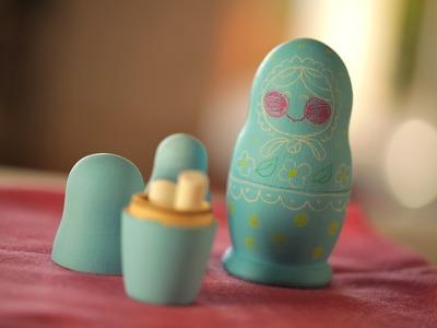 Robert's DIY Russian Nesting Dolls