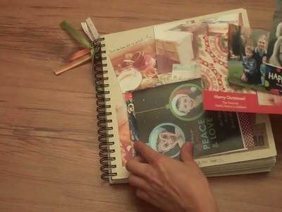Scrapbook Ideas: My version of a Smash Book and Journaling Baby Steps
