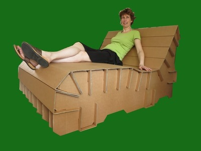 Sliceform XL - papercraft - dutchpapergirl