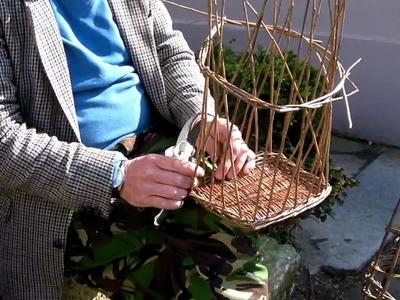 Trad Crafts: BASKET weaving - Simon Eastwood - BROADCHURCH