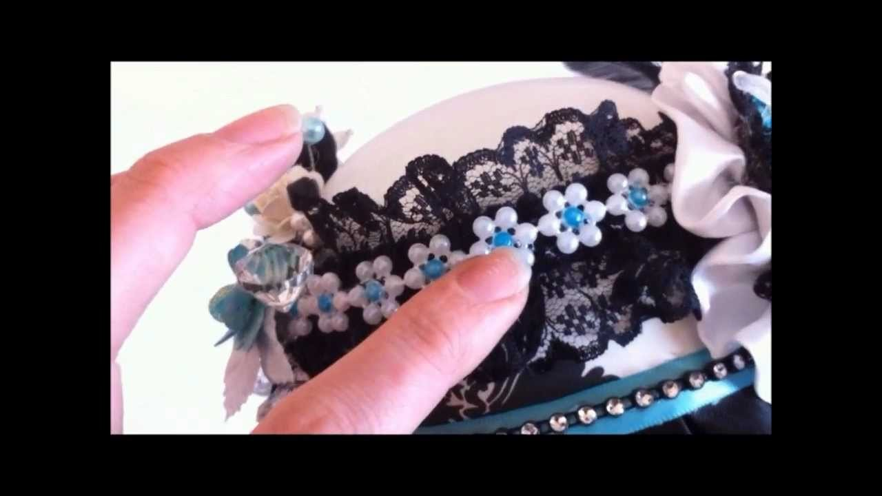 Victorian Style Pin Cushion Pro 31 Designs DT Project Episode 5