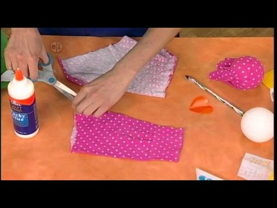 1409-2 Pin cushion on Hands On Crafts for Kids